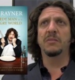 Jay Rayner is A Greedy Man In A Hungry World...