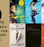 Baileys Women's Prize for Fiction shortlist announced