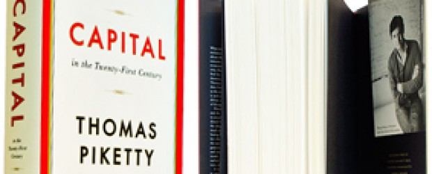 Thomas Piketty's Capital named FT McKinsey Business Book of the Year