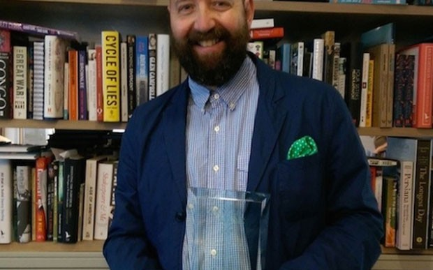 Waterstones wins British Sports Book Retailer of the Year