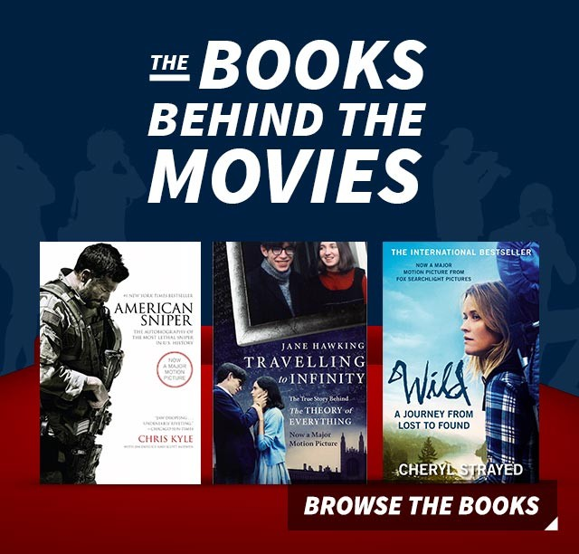 The Books Behind The Movies