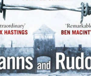 JQ Wingate Nominee: Hanns and Rudolf by Thomas Harding