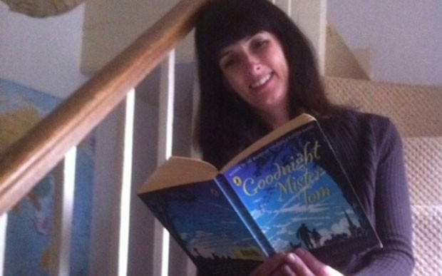 My Top 5 Places to Read - Rebecca Westcott