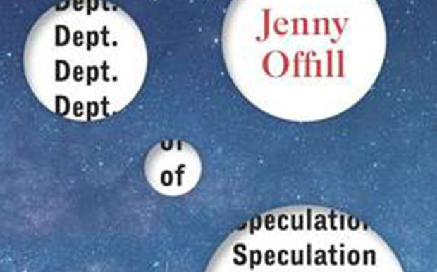 Folio Prize Nominee: Dept. of Speculation by Jenny Offill
