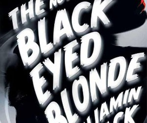 Book Club: The Black Eyed Blonde