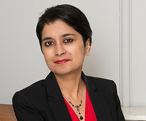 Baileys Women's Prize for Fiction Judges Q&A: Shami Chakrabarti