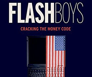 Non-fiction Book of the Month - Flash Boys