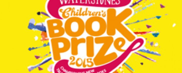 Rob Biddulph's 'Blown Away' wins the 2015 Waterstones Children's Book Prize