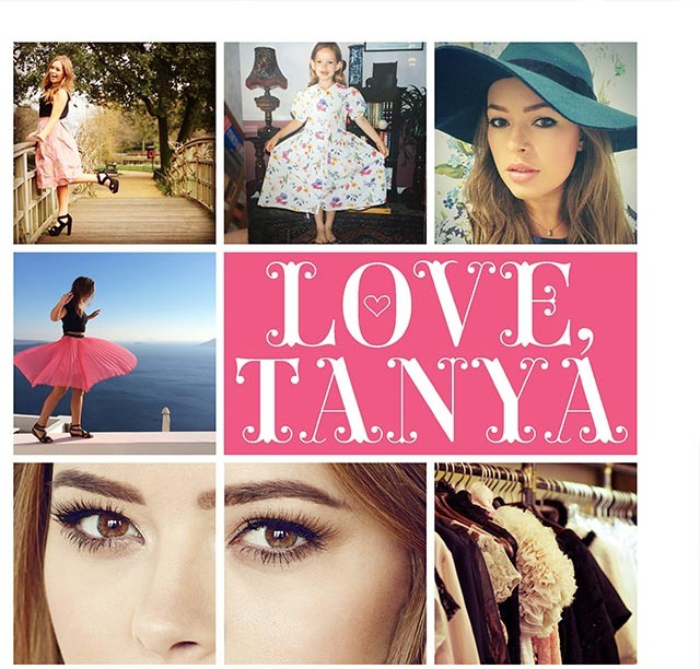 Love Tanya book jacket