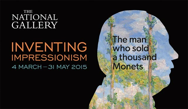 The National Gallery: Inventing Impressionism, 4th March to 31st May
