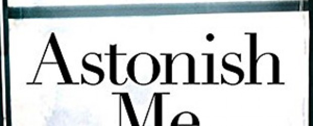 Book Club: Astonish Me