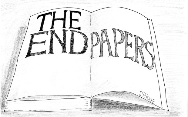 The End Papers - 17/05/15
