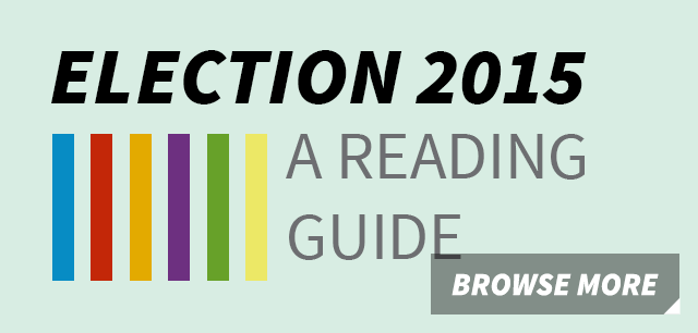 A reading guide for the General Election 2015