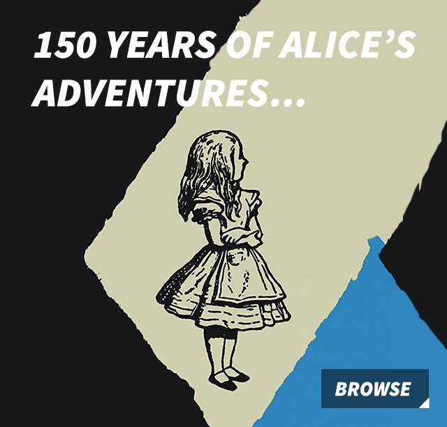 Alice In Wonderland 150th Anniversary