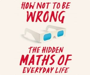 Non-fiction Book of the Month - How Not to Be Wrong