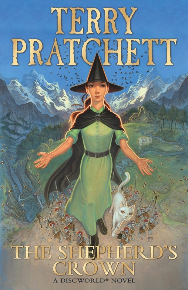 Terry Pratchett - Discworld 41 - The Sheperd's Crown - Terry Pratchett