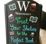 Eight of our favourite chalkboards
