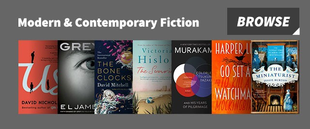 Modern & Contemporary Fiction