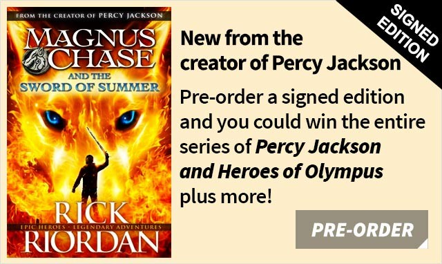 Magus Chase and the Sword of Summer by Rick Riordan