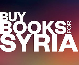 Our Buy Books For Syria Campaign Has Passed the Halfway Mark