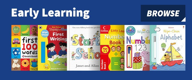 Early Learning books for children