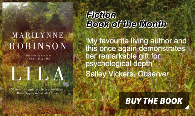 Fiction book of the month: Lila by Marilynne Robinson