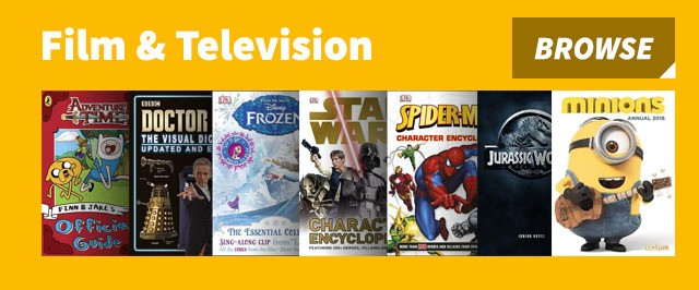 Children's Film & Television books