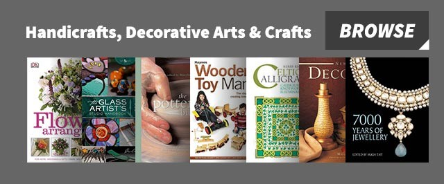 Handicrafts, decorative arts & crafts