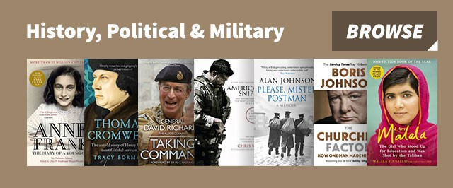 Historical, Political & Military biographies