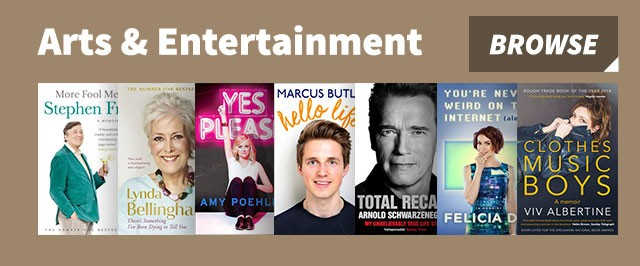 Arts and Entertainment Biographies