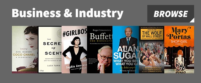 Business & industry biographies