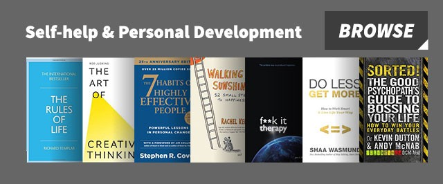 Self-help and personal development