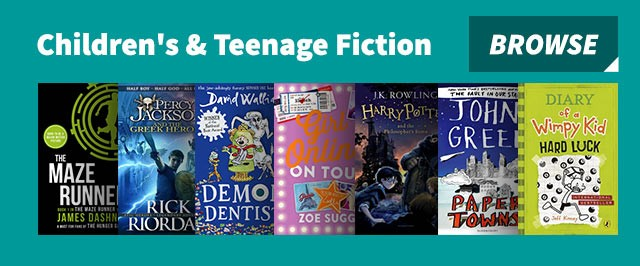 Children's and teenage fiction