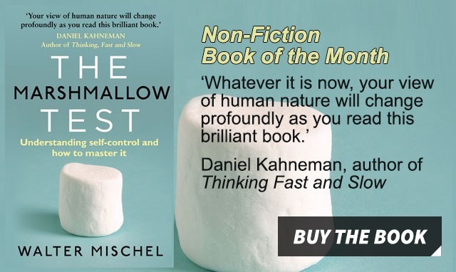 The Marshmallow Test: Understanding Self-Control and How to Master it by Walter Mischel