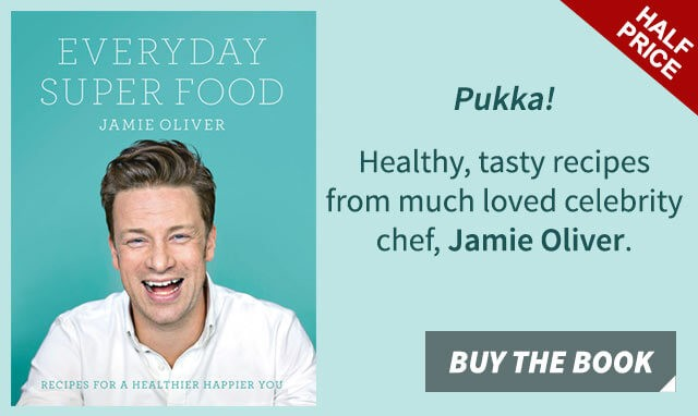 Everyday Super Foods by Jamie Oliver