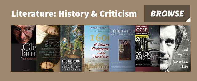 Literature: History and criticism