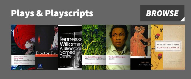 Plays & Playscripts