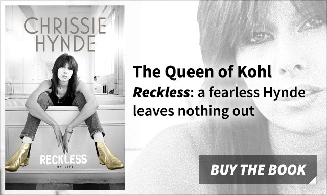 Reckless: My Life by Chrissie Hynde