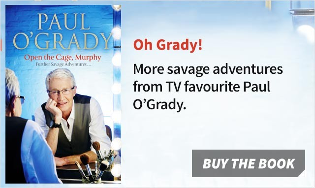Open the Cage, Murphy by Paul O'Grady