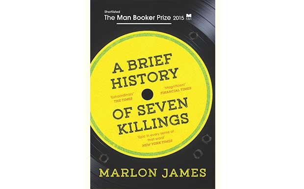 Video: Marlon James - Winner of the 2015 Man Booker Prize