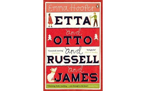 Book Club: Etta and Otto And Russell and James