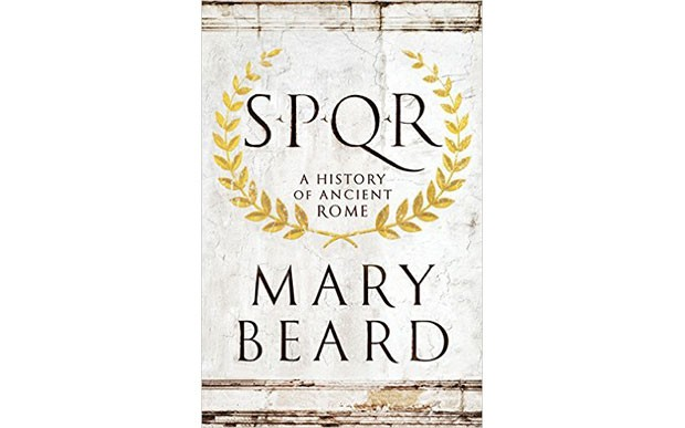 Non-Fiction Book of The Month: SPQR