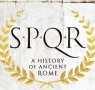 Waterstones Book of The Year Shortlist: SPQR