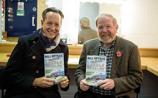 VIDEO: Part Five of Bill Bryson in Conversation with Richard E. Grant