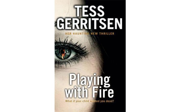 """Incendio"": the story behind the music by Tess Gerritsen"
