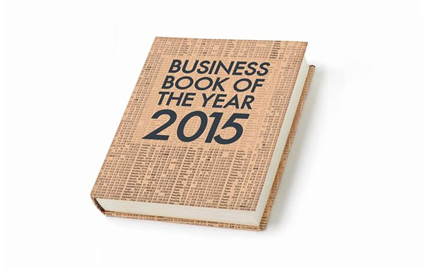 2015 Financial Times and McKinsey Business Book of the Year Award