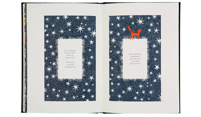 The Fox and the Star book illustrations