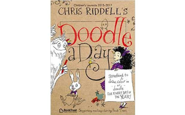 Video: Chris Riddell's How to Draw Part Three