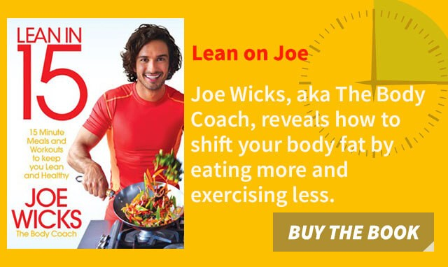 Lean in 15 by Joe Wicks