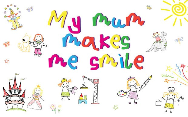 Competition: Draw your Mum for Mother's Day
